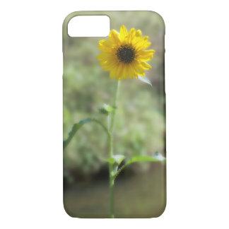 Sonnenblume BlumeniPhone 7 Fall iPhone 8/7 Hülle