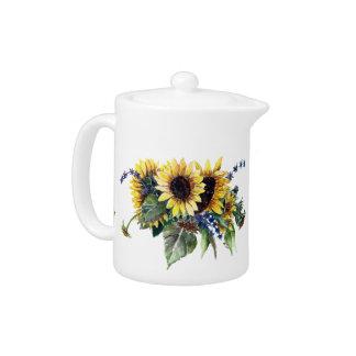 Sonnenblume-Blumenstrauß