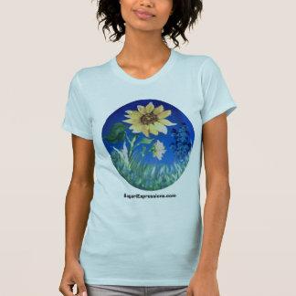 Sonnenblume durch SGBlow T-Shirt
