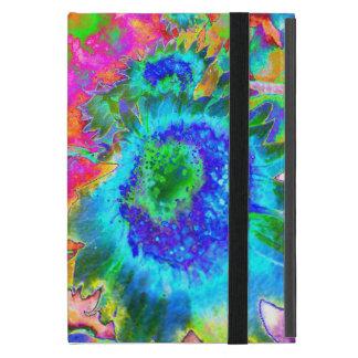 Sonnenblume fängt für immer Blau auf iPad Mini Schutzhüllen