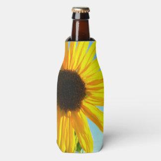 Sonnenblume-Flasche cooler Flaschenkühler