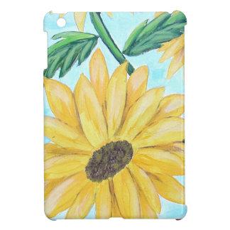 Sonnenblume iPad Mini Hülle