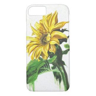 Sonnenblume iPhone 8/7 Hülle