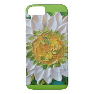 Sonnenblume-Kasten iPhone 8/7 Hülle