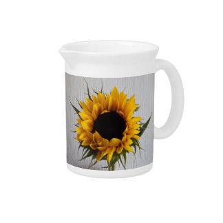 Sonnenblume-Krug Krug