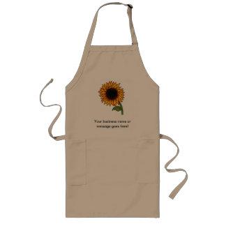 Sonnenblume Lange Schürze