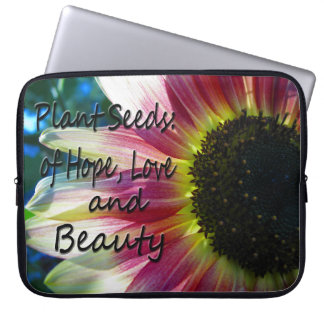Sonnenblume-Laptop-Hülse Laptop Sleeve