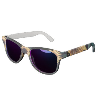 Sonnenblume-Leben Sonnenbrille