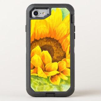 Sonnenblume OtterBox Defender iPhone 8/7 Hülle