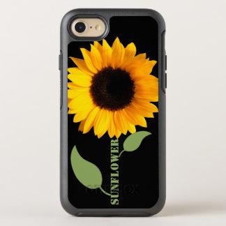 Sonnenblume OtterBox Symmetry iPhone 8/7 Hülle