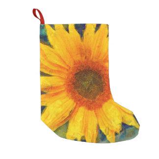 Sonnenblume-Schönheit Kleiner Weihnachtsstrumpf