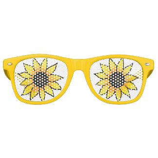 Sonnenblume Sonnenbrille