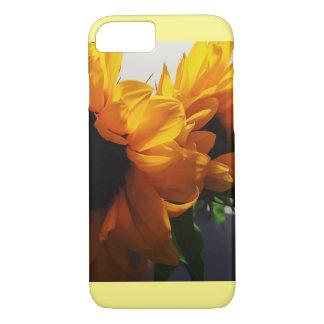 Sonnenblume-Sucht iPhone 8/7 Hülle