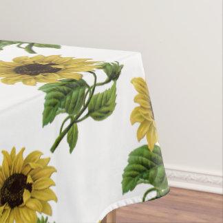 Sonnenblume Tischdecke