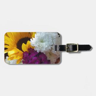 Sonnenblume-Überraschung Kofferanhänger