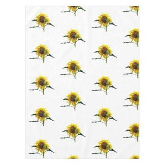 Sonnenblume und Baby Tischdecke