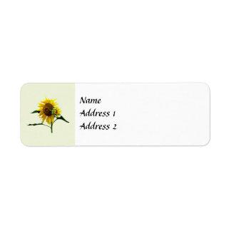 Sonnenblume und Baby Wedd \ ing Produkte