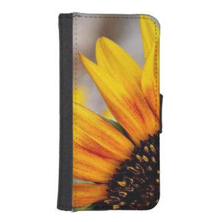 Sonnenblume unter dem afghanischen Sun iPhone SE/5/5s Geldbeutel Hülle
