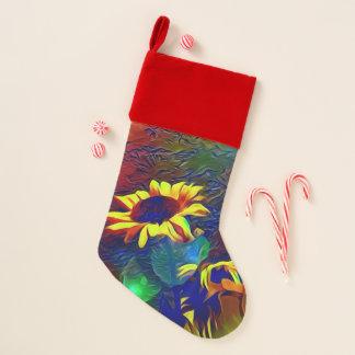 Sonnenblume-WeihnachtsStrumpf Weihnachtsstrumpf