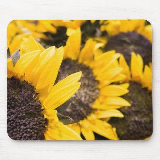 Sonnenblumehimmel Mauspad