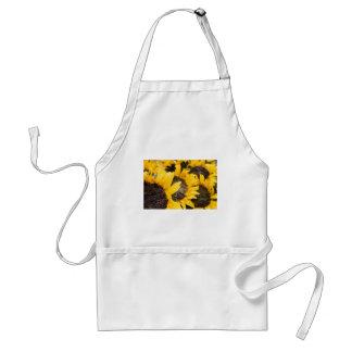 Sonnenblumehimmel Schürzen