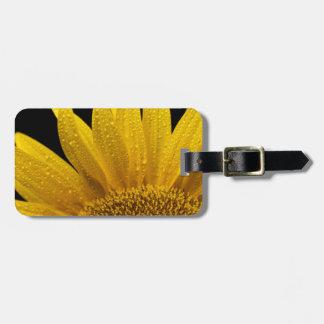 Sonnenblumen, die oben den Sun. tränken Kofferanhänger