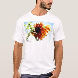 Sonnenblumen durch DocPreacher T-Shirt