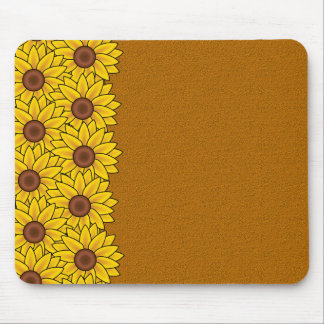 Sonnenblumen mousepad, fertigen besonders an mauspad