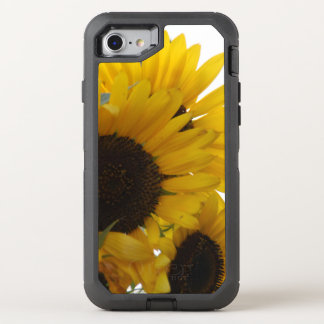 Sonnenblumen OtterBox Defender iPhone 8/7 Hülle