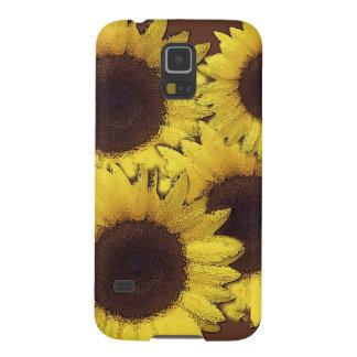Sonnenblumen Samsung S5 Cover