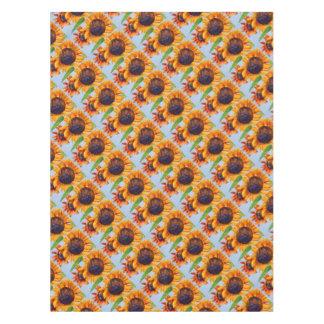 Sonnenblumen Tischdecke