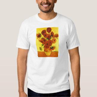 Sonnenblumen Van Gogh 15 Hemden