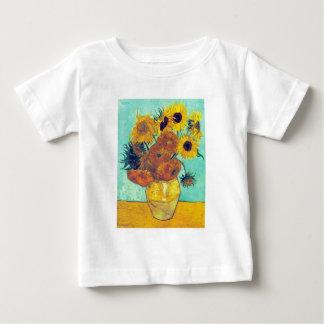 Sonnenblumen, Van Gogh Baby T-shirt
