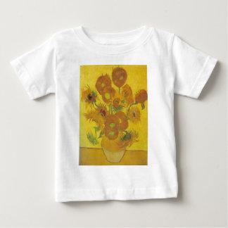 Sonnenblumen - Vincent van Gogh Baby T-shirt