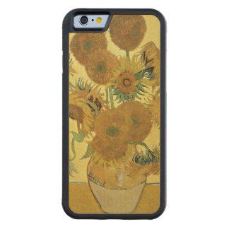 Sonnenblumen Vincent van Goghs |, 1888 Bumper iPhone 6 Hülle Ahorn
