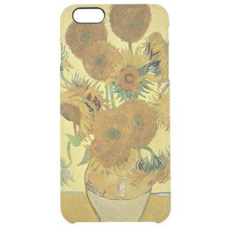 Sonnenblumen Vincent van Goghs |, 1888 Durchsichtige iPhone 6 Plus Hülle