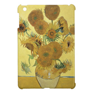 Sonnenblumen Vincent van Goghs  , 1888 iPad Mini Hülle