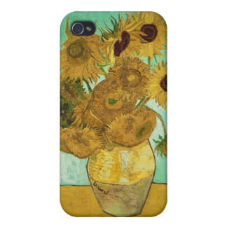 Sonnenblumen Vincent van Goghs |, 1888 iPhone 4/4S Cover