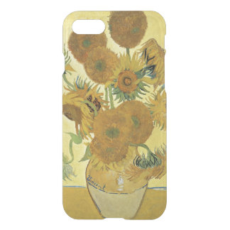 Sonnenblumen Vincent van Goghs |, 1888 iPhone 8/7 Hülle