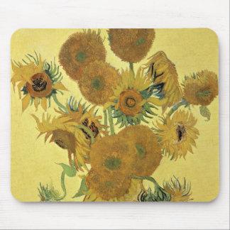 Sonnenblumen Vincent van Goghs |, 1888 Mauspads