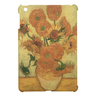 Sonnenblumen Vincent van Goghs  , 1889 iPad Mini Hülle