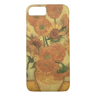 Sonnenblumen Vincent van Goghs |, 1889 iPhone 8/7 Hülle