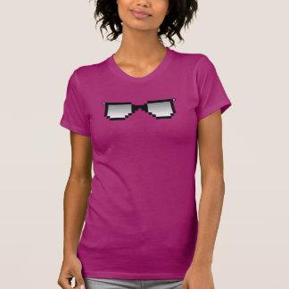 Sonnenbrille 8bit t-shirt