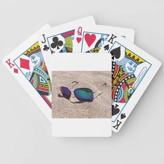 Sonnenbrille Bicycle Spielkarten