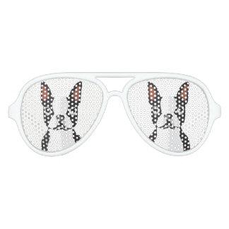 Sonnenbrille Bostons Terrier