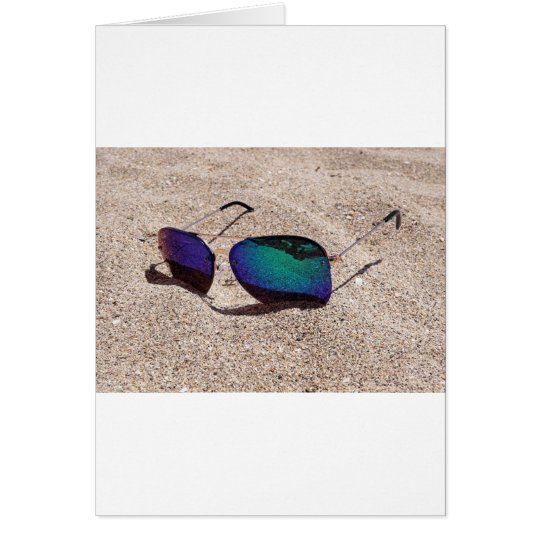 Sonnenbrille Karte