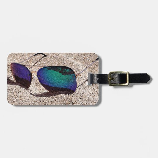 Sonnenbrille Kofferanhänger