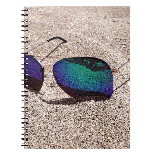 Sonnenbrille Notizblock