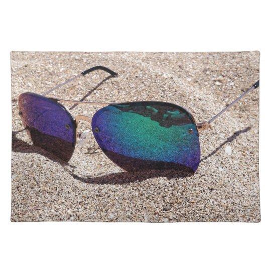 Sonnenbrille Tischset