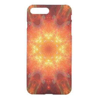 Sonnenenergie-Portal-Mandala iPhone 8 Plus/7 Plus Hülle